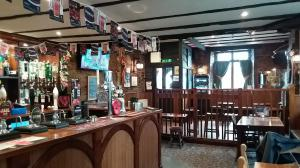 Inside the bulls head